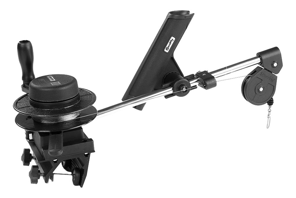 scotty inc depth master master-pack compact manual downrigger specs