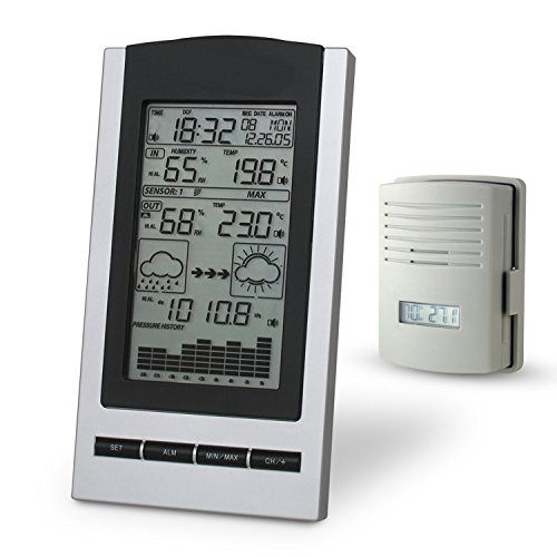 acurite 75077 wireless weather forecaster manual