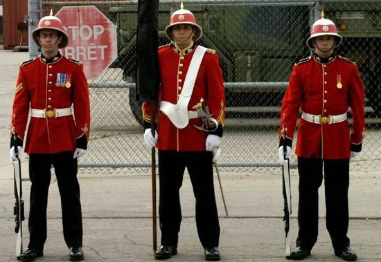 canadian forces navy dress manual