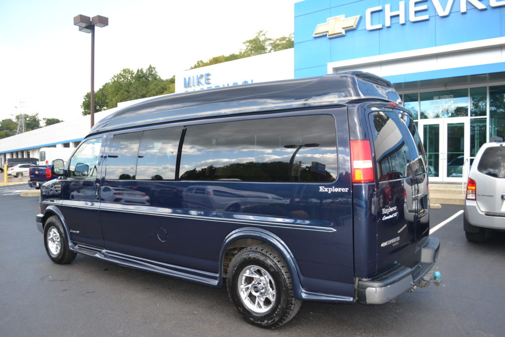 owner manual chevy express 2500 2008