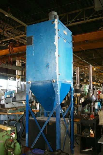 torit dust collector parts manual